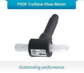 Flowmeter_PVDF_Turbine