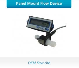 Flowmeter_PanelmountFlowDevice